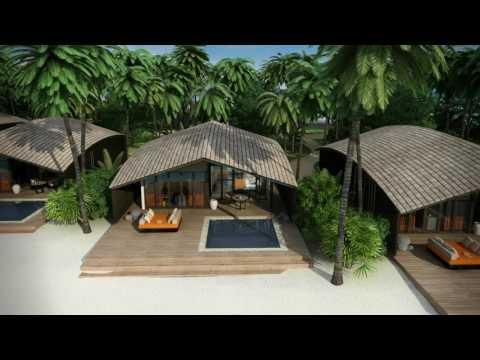 Inside Club Med Finolhu Villas, Maldives (TAIWAN)