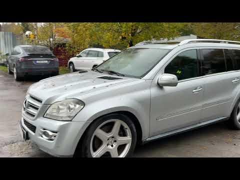Köp Mercedes-Benz GL420 CDI 4 Matic 7G-Tronic 7-sitsig på Klaravik
