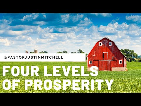 The Four Levels of Prosperity :: Turning Point Online