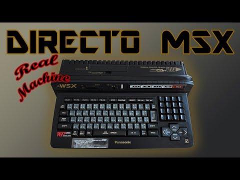 Directo MSX MSX2 #3
