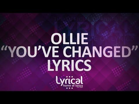 Ollie - You've Changed (Prod. Kevin Peterson) Lyrics - UCnQ9vhG-1cBieeqnyuZO-eQ