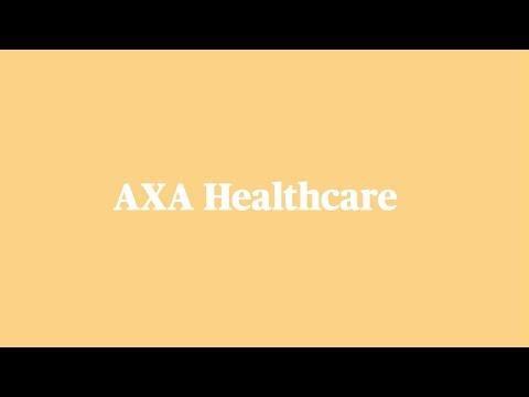 AXA Healthcare simply explained