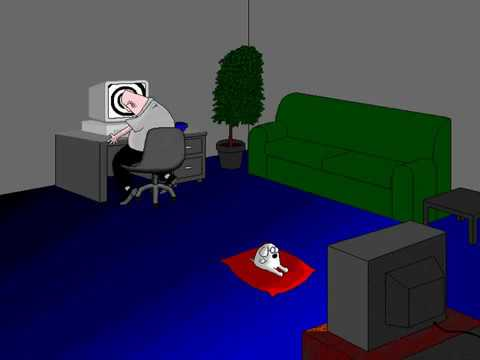 Dilbert: Screen Saver Collection (Cyberspace) (Delrina) (Windows 3.x) [1994]