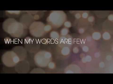 Words Are Few (Video Lirik) [Feat. B Slade]