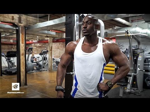 Fitness is a Passion | Team USN & Bodybuilding.com Reuben Brooks
