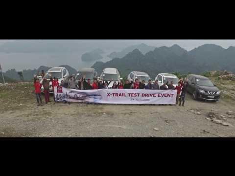Trải nghiệm Nissan X-Trail trên cung đường Hà Nội - Mai Châu