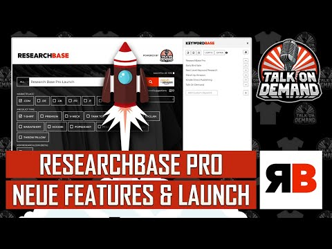 ResearchBase PRO ist LIVE! Early Bird Sale & neue Features