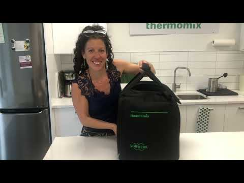 How to assemble and use the Thermomix® Carry Bag