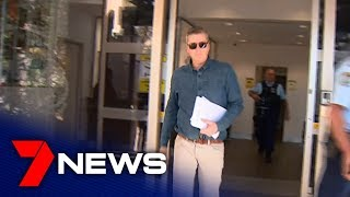 Former general manager of Surf Life Saving NSW Matthew Hanks charged with fraud | 7NEWS