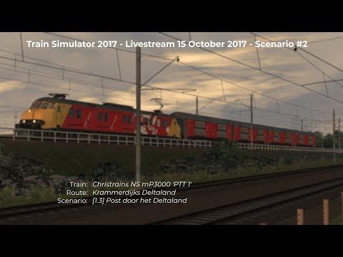 13 Post door het Deltaland Livestream 15102017