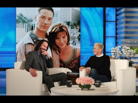 Keanu Reeves Had a Crush on 'Speed' Co-Star Sandra Bullock - UCp0hYYBW6IMayGgR-WeoCvQ