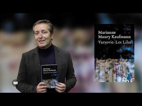 Vidéo de Marianne Maury Kaufmann