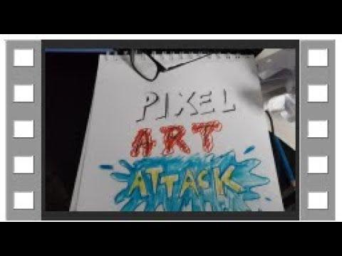 Pîxel Art Attack 05
