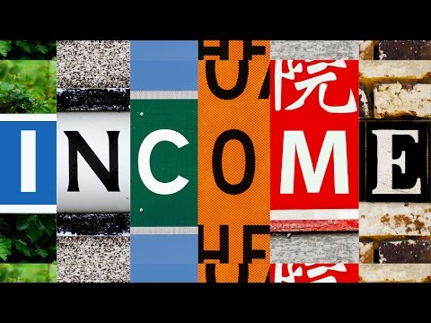 Income: discover the possibilities