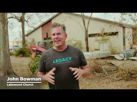Hurricane Laura Relief Update  Paul Osteen, M.D.