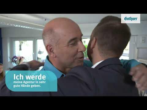 Karriere im Versicherungsvertrieb - Nachfolgeplanung  I Die Gothaer