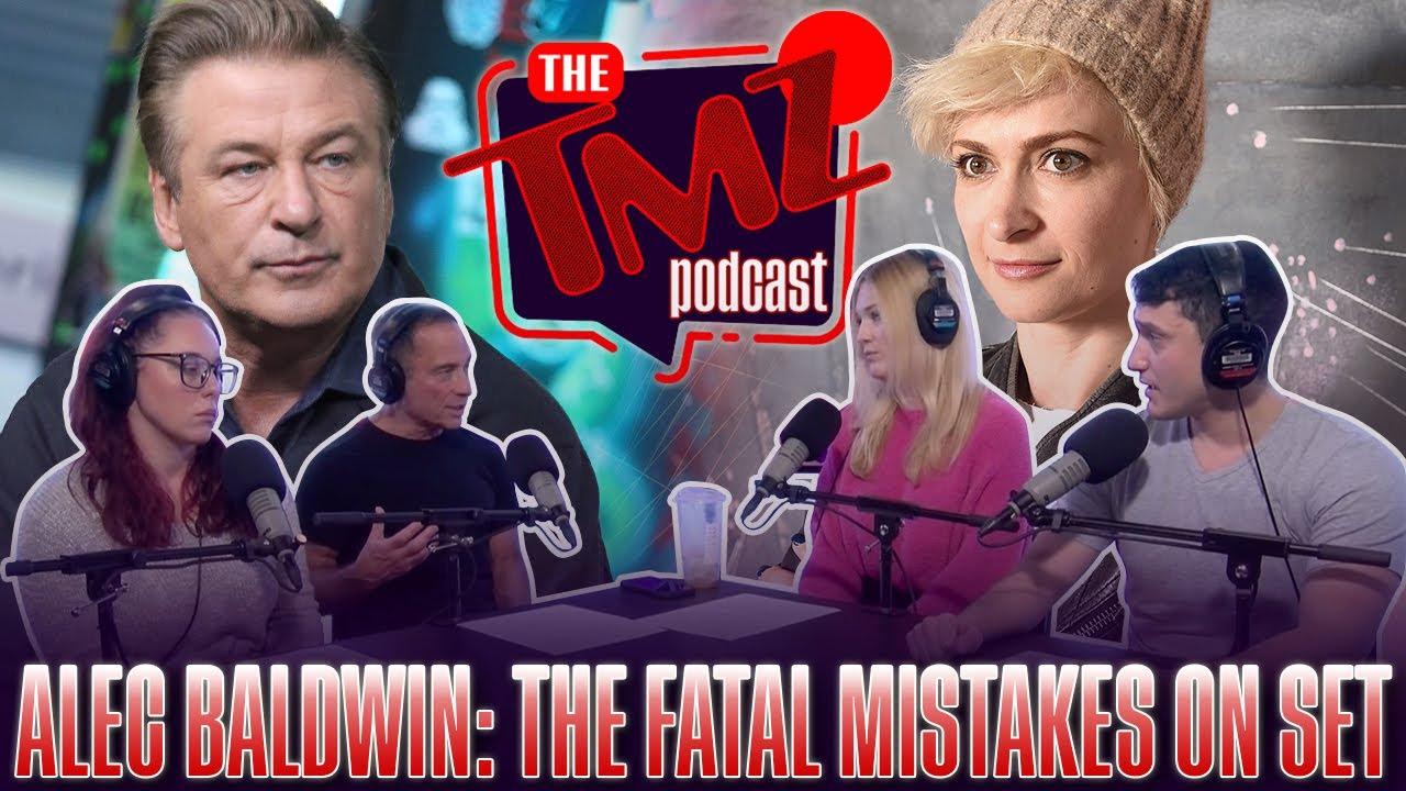 Alec Baldwin: The Fatal Mistakes on Set | The TMZ Podcast