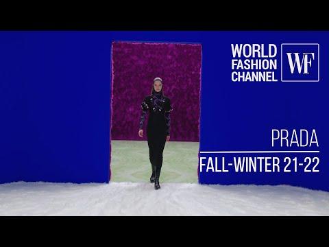 Prada fall-winter 21-22 I Milan fashion week