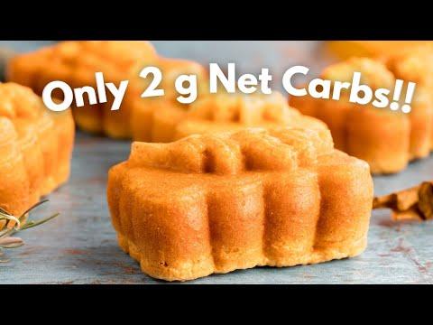 THE BEST KETO PUMPKIN BREAD - Easiest Recipe on the Planet