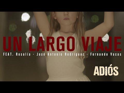 ADIÓS. Canción interpretada por Rosalía. En cines 22 de noviembre
