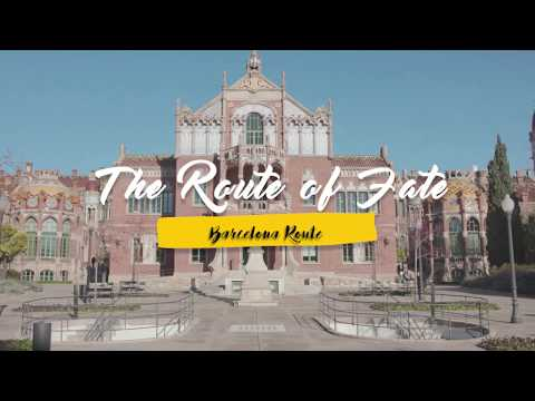 The route of fate: Barcelona Route