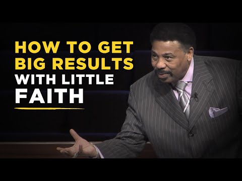 What is Faith and How Do I Get It? - Tony Evans Sermon Clip