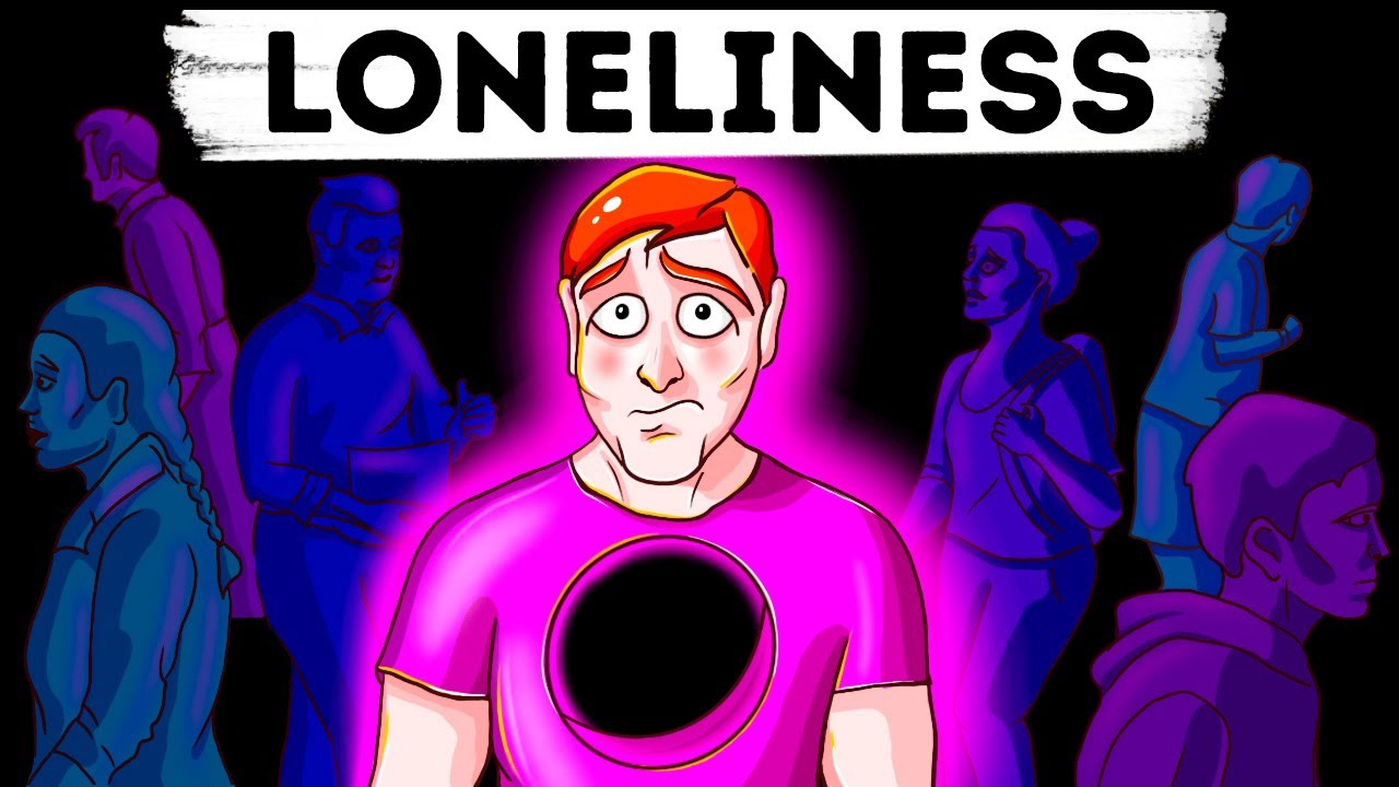 If You Feel Lonely, You're Not Alone