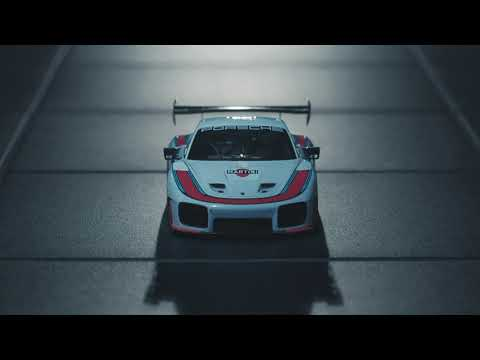 The 935 Model Car by Porsche Driver?s Selection