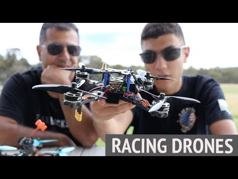 Racing Drones  Used at the MultiGP Rotor Riot International - UCOT48Yf56XBpT5WitpnFVrQ