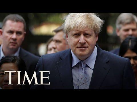 Boris Johnson Comments on Trump Immigration Restrictions   TIME