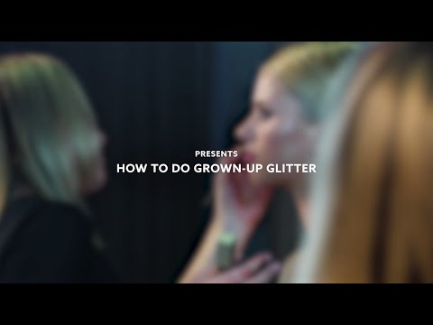 The MECCA Memo: How To Do Grown-Up Glitter