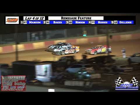 Renegade Feature - Lancaster Motor Speedway 5/29/21 - dirt track racing video image