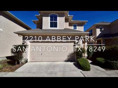 12210 Abbey Park, San Antonio TX