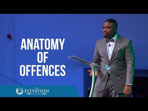 The Anatomy of Offence  Pastor Tunji Iyiola