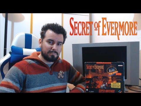 SECRET OF EVERMORE (SNES) - Uno de los grandes RPGs de acción de Super Nintendo