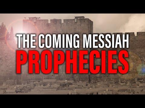 The Coming Messiah Prophecies