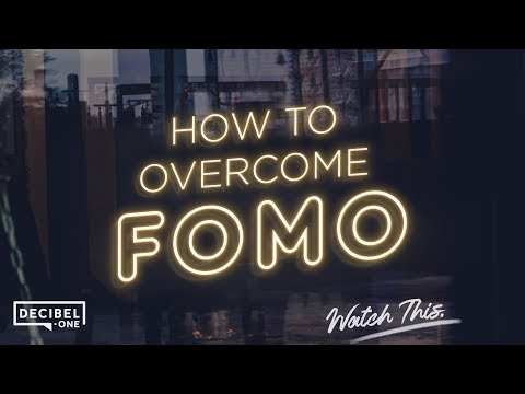 How to overcome FOMO - Word Vs. World - Ep 6