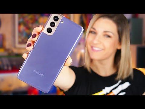 Samsung Galaxy S21: un vero top senza co …