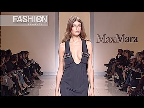 MAX MARA Fall 2004 2005 Milan - Fashion Channel