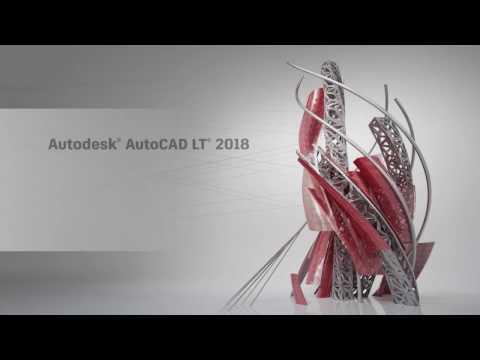 Autodesk - AutoCAD LT 2018 Product Overview