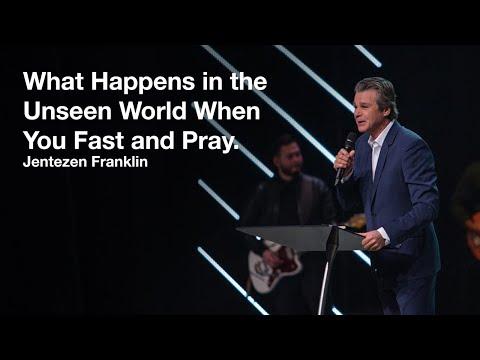 What Happens When We Fast and Pray  Jentezen Franklin