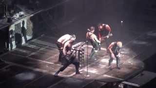 Bück dich / with Rammstein intro (Live) @ Arena Stožice, Ljubljana, 2013