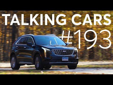 2019 Cadillac XT4 Test Results; Volvo's Speed Restrictions | Talking Cars with Consumer Reports #193 - UCOClvgLYa7g75eIaTdwj_vg