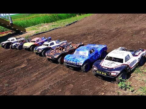 "RC ADVENTURES - ""Little Dirty"" Canadian Large Scale 4x4 Offroad Race Highlight Reel - Losi 5T - UCxcjVHL-2o3D6Q9esu05a1Q"