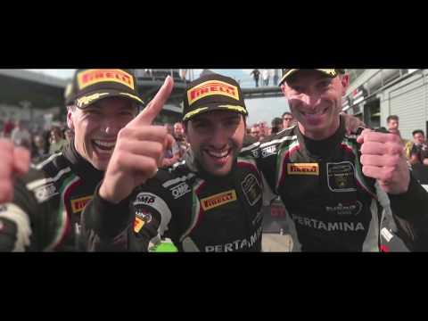 2017: A Triumphant year for Lamborghini Squadra Corse