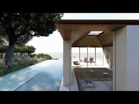 Villa Kermesse. Marbella. Espacio Renders.