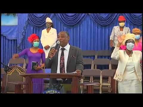 Bethel Sunday Morning Service January 3, 2021 Message by Pastor Michael G. Lewis  Service #1