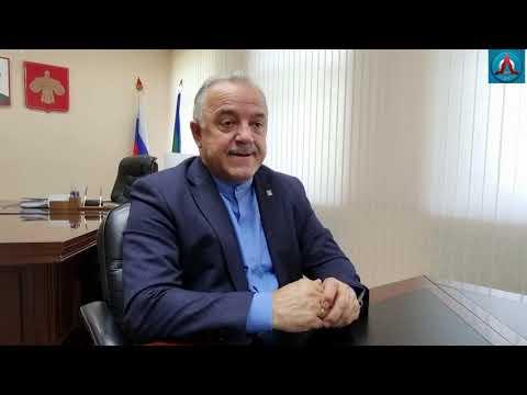 Пресс-конференция Магомеда Османова, главы Ухты
