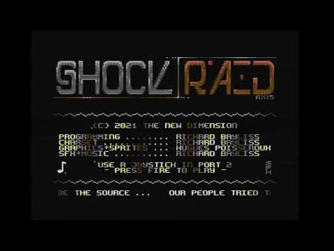 Shock Raid [Commodore 64]