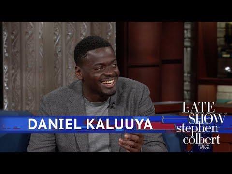 Daniel Kaluuya: 'Get Out' Shows How White People Say Weird Stuff - UCMtFAi84ehTSYSE9XoHefig